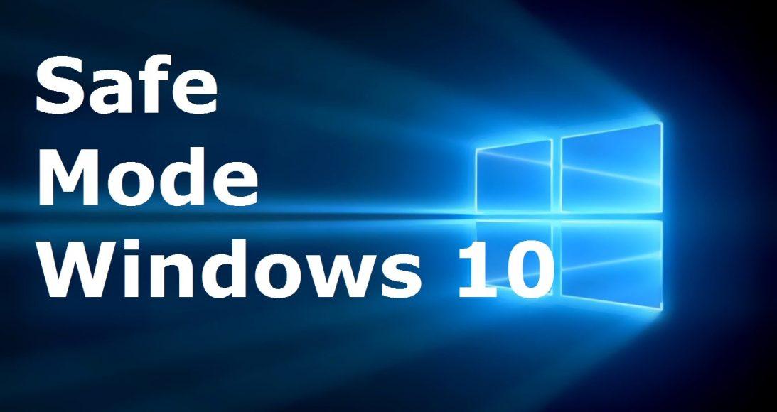 چگونگی شروع ویندوز ۱۰ با Command promt در Safe Mode