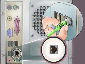 شبکه کردن دو کامپیوتر به یکدیگر در ویندوز و مکینتاش