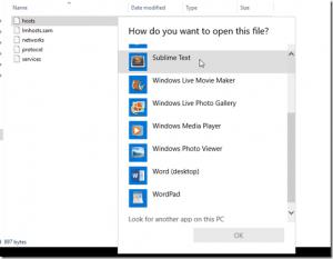 هاست فایل ها (Hosts file) را در ویندوز ۱۰ ویرایش  کنیم