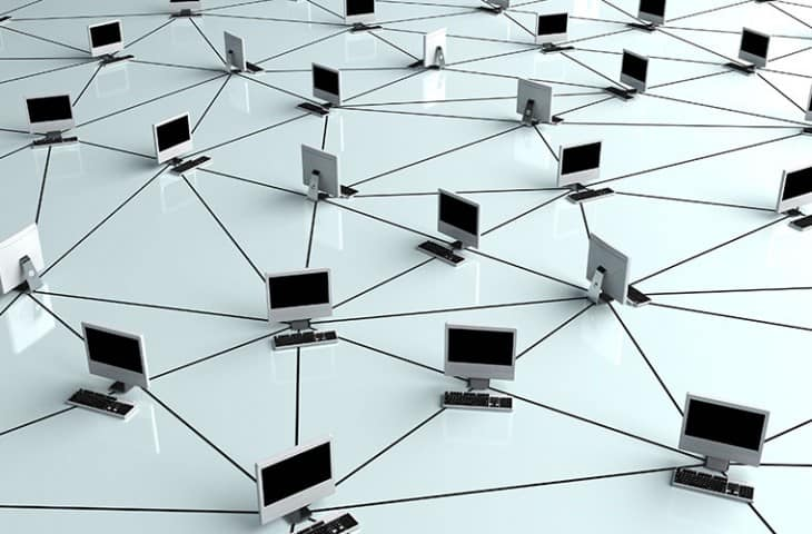 طراحی و نقشه کشی شبکه