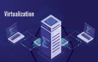 مزایای مجازی سازی شبکه