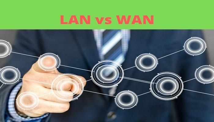 شبکه های LAN و WAN