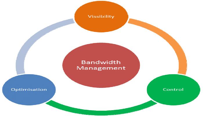 کاربردهای مدیریت پهنای باند