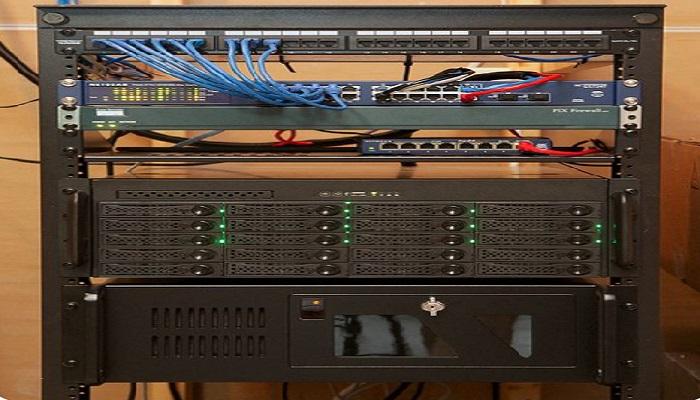 کاربرد رک در شبکه